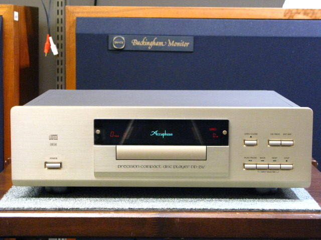 DP-75V Accuphase 画像