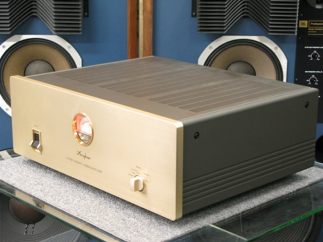 PS-500 Accuphase 画像