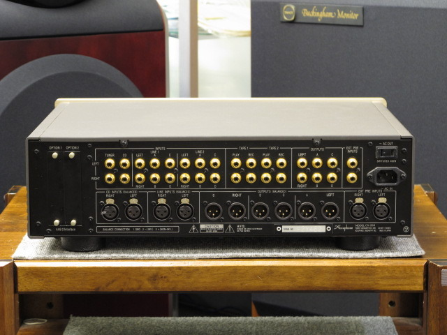 CX-260 Accuphase 画像