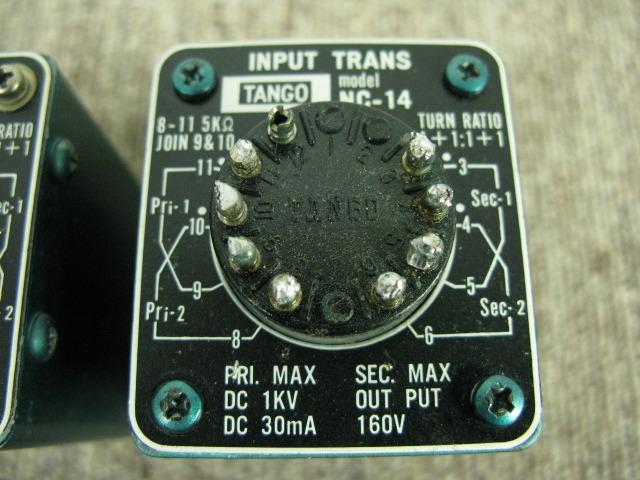 NC-14 (一個) TANGO 画像