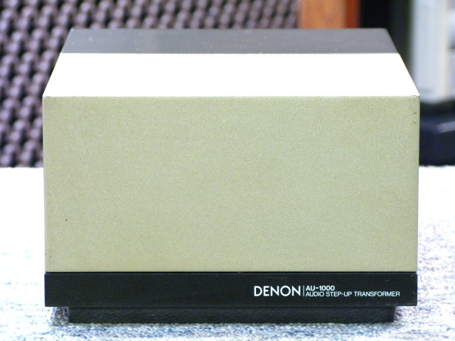 AU-1000 DENON 画像