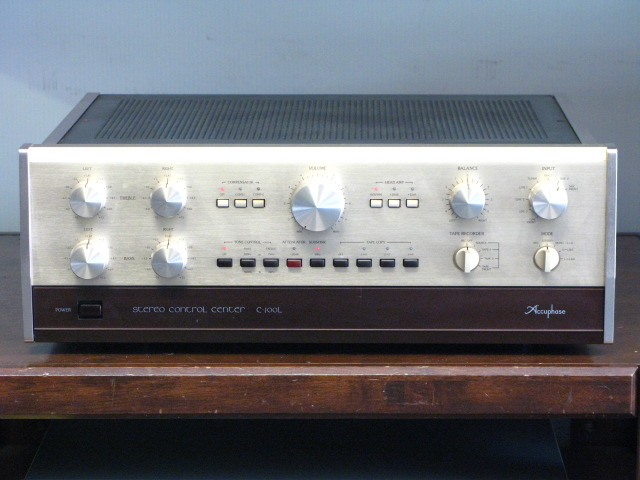 C-200L Accuphase 画像