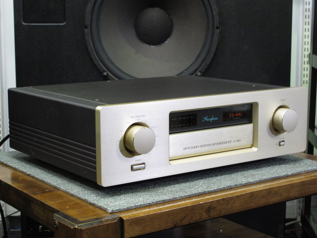 C-290 Accuphase 画像