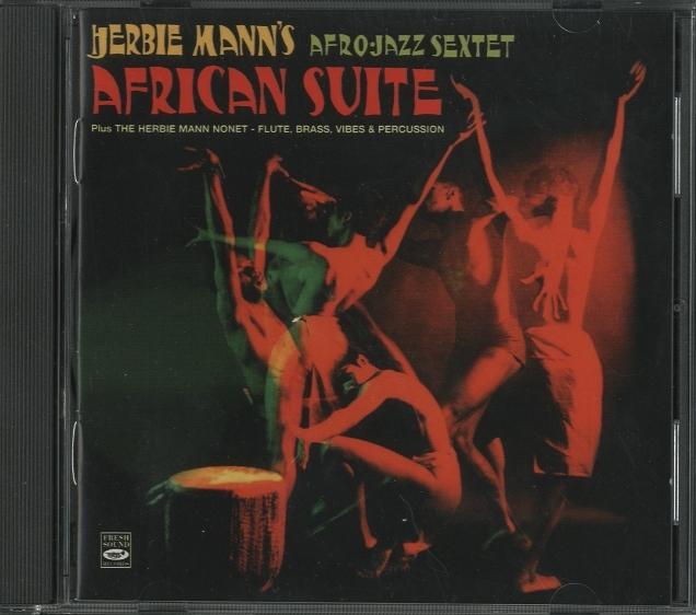 The Herbie Mann Sextet Featuring Kenny Burrell Just Wailin