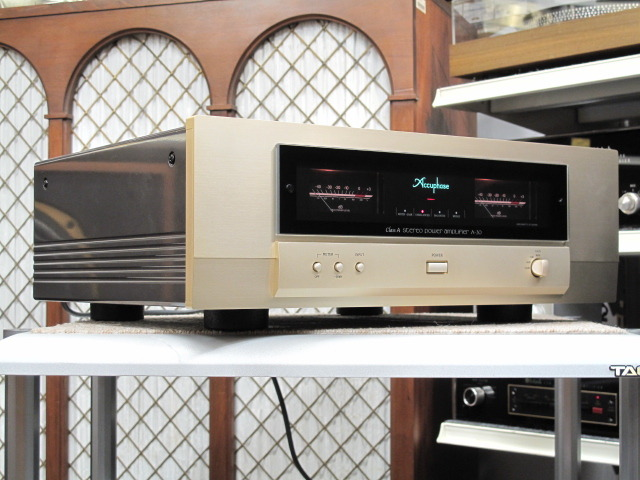 Accuphase A-30の買取価格 相場以上でオーディオ買取|名古屋|秋葉原|大阪|日本橋|福岡|東京 画像c