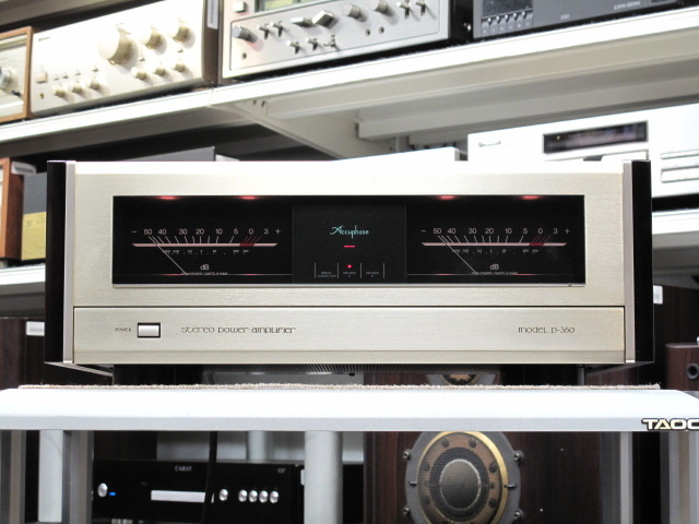 P-360 Accuphase 画像