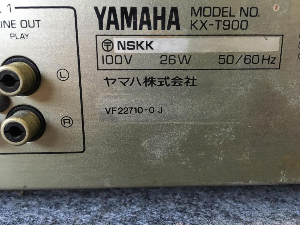 KX-T900 YAMAHA 画像