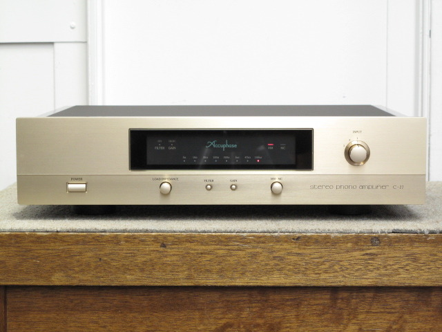 C-27 Accuphase 画像
