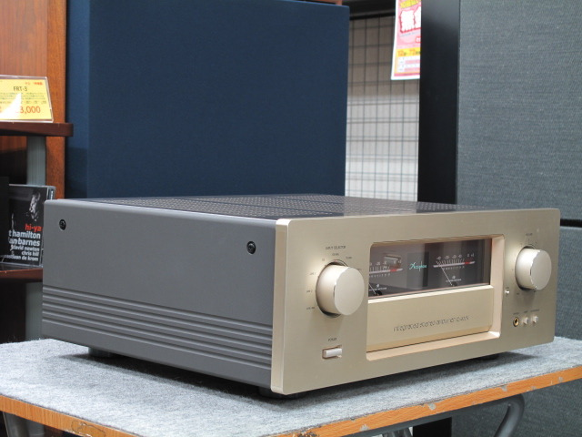 E-406V Accuphase 画像