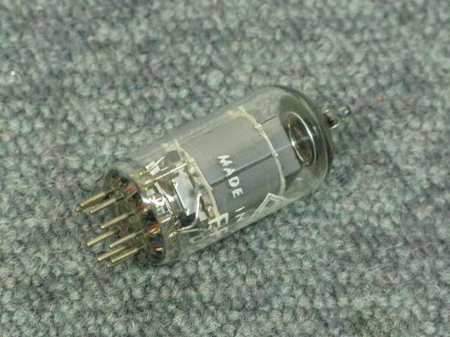 EF86 TELEFUNKEN 画像