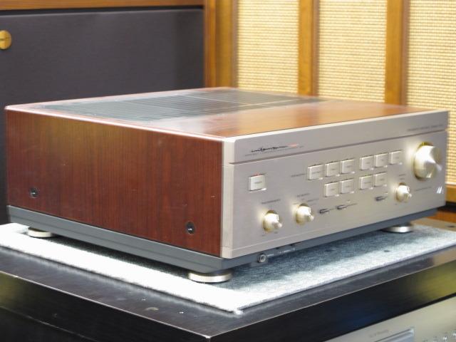 L-540 LUXMAN 画像