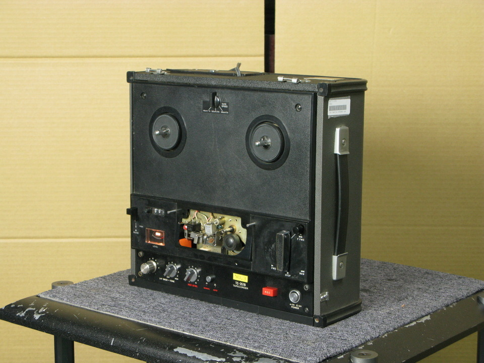 TC-357B SONY 画像