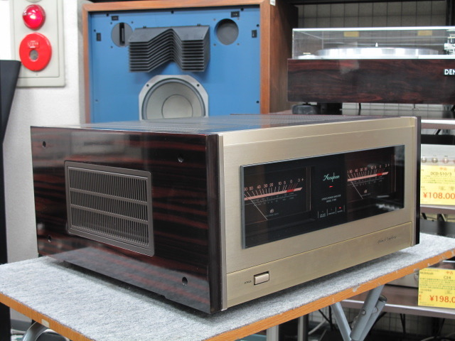 P-800 Accuphase 画像