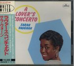 A LOVER'S CONCERTO/SARAH VAUGHAN