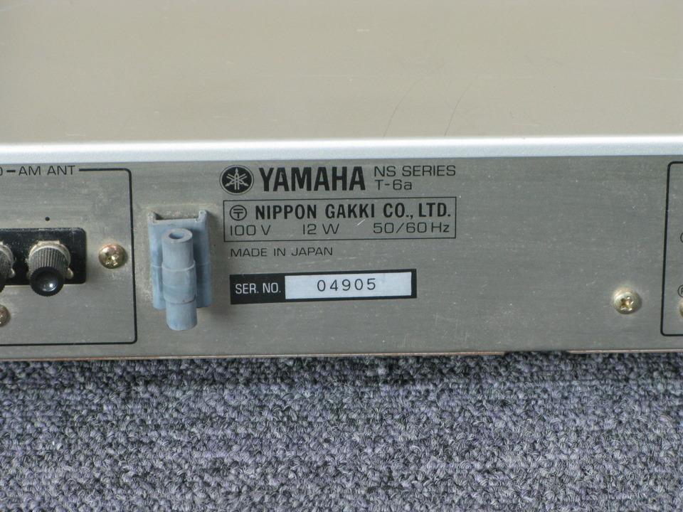 T-6a YAMAHA 画像