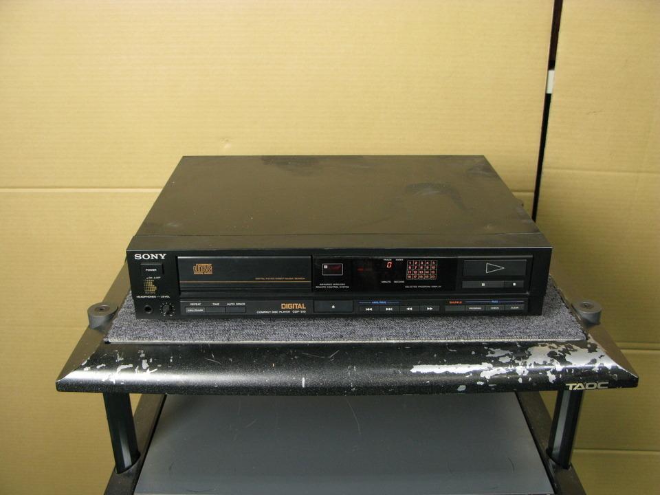 CDP-510 SONY 画像