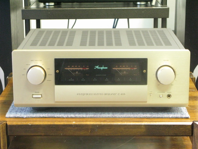 Accuphase E-408の買取価格 相場以上でオーディオ買取|名古屋|秋葉原|大阪|日本橋|福岡|東京 画像a