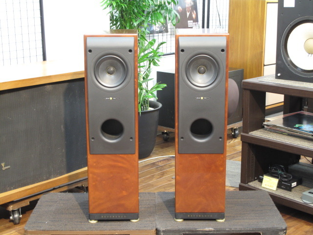 KEF reference model one