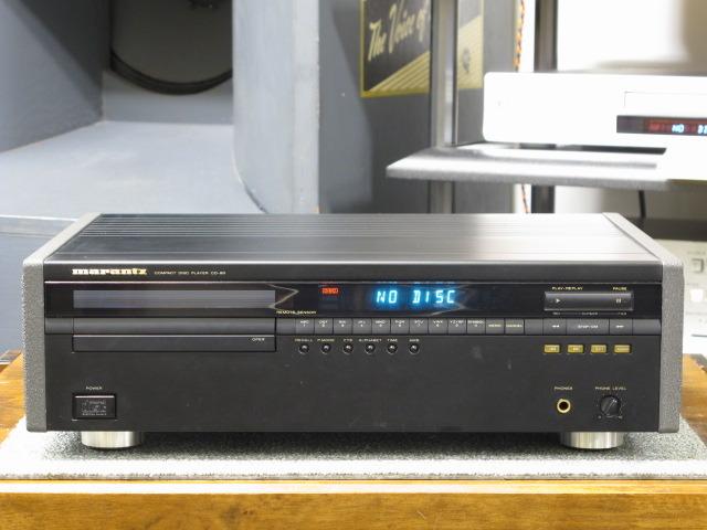 CD-80 marantz 画像