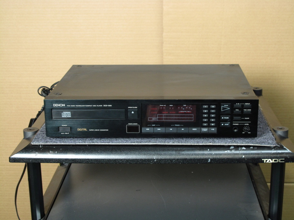 DCD-1300 DENON 画像