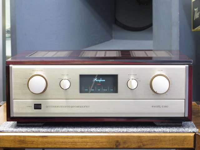 C-280 Accuphase 画像