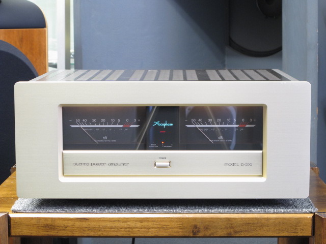 Accuphase P-550の買取価格 相場以上でオーディオ買取|名古屋|秋葉原|大阪|日本橋|福岡|東京 画像a