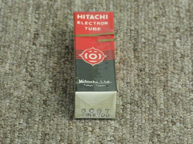 6CG7 HITACHI 画像