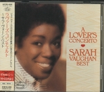 A LOVER'S CONCERTO SARAH VAUGHAN BEST