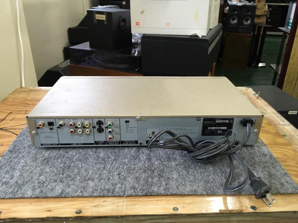 DVP-NS500D SONY 画像