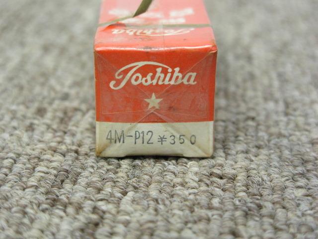 4M-P12 TOSHIBA 画像