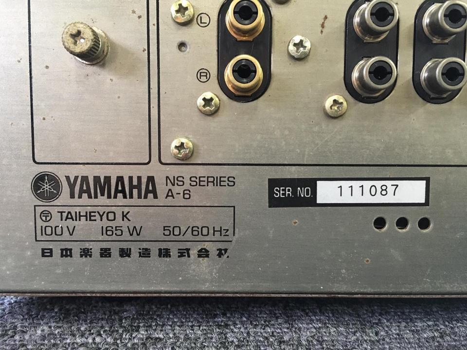 A-6 YAMAHA 画像
