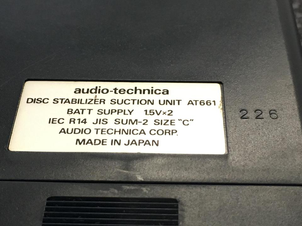 AT661 audio-technica 画像