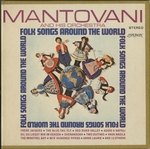FOLK SONGS AROUND THE WORLD