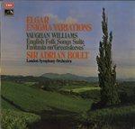 エルガー:エニグマ変奏曲/ヴォーン・ウィリアムズ:イギリス民謡組曲、グリーンスリーヴスによる幻想曲