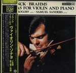 フランク:ヴァイオリン・ソナタ/ブラームス:ヴァイオリン・ソナタ第3番