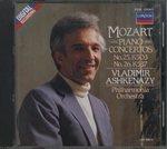 モーツァルト:ピアノ協奏曲第25番、第26番「戴冠式」