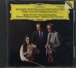 モーツァルト:協奏交響曲、ヴァイオリン協奏曲第1番