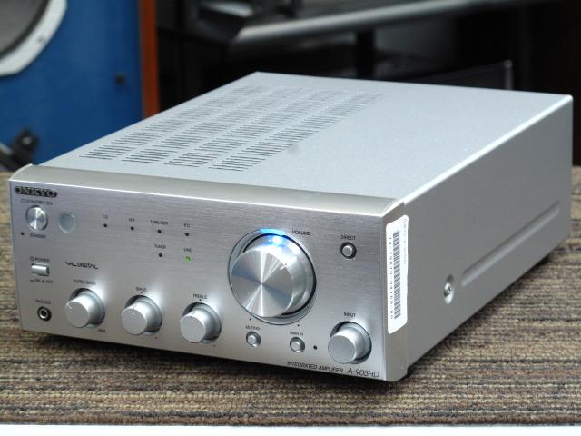 A-905HD ONKYO - HiFi-Do McIntosh/JBL/audio-technica/Jeff Rowland ...