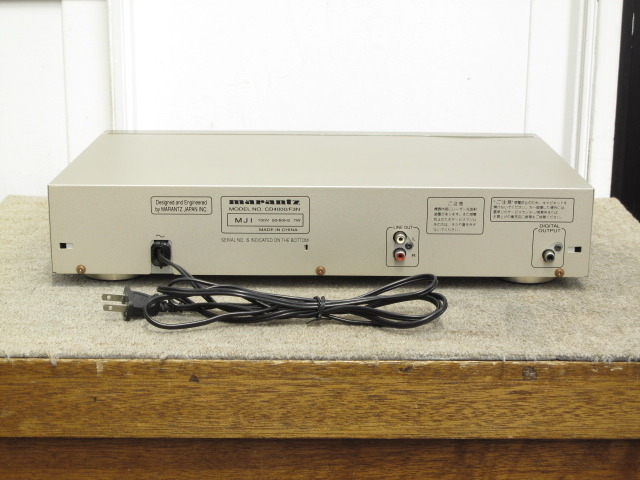 CD4000 marantz 画像
