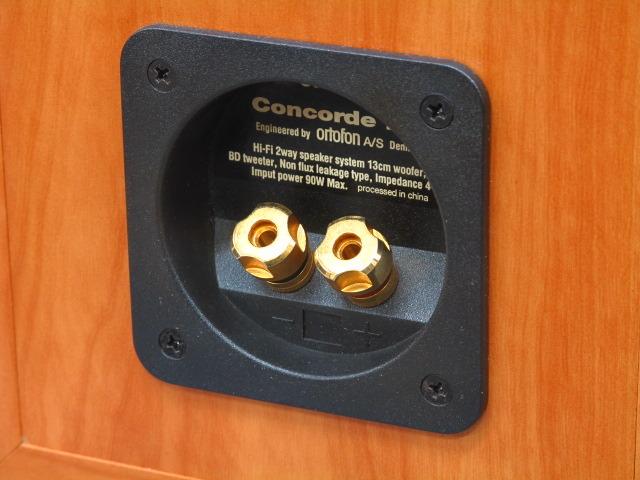 CONCORDE 139 ortofon オルトフォン スピーカー(海外製品) image[k]