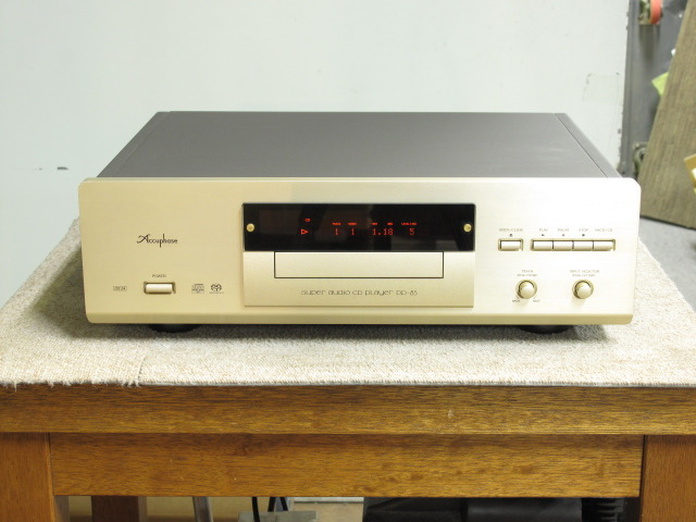 DP-85 Accuphase 画像