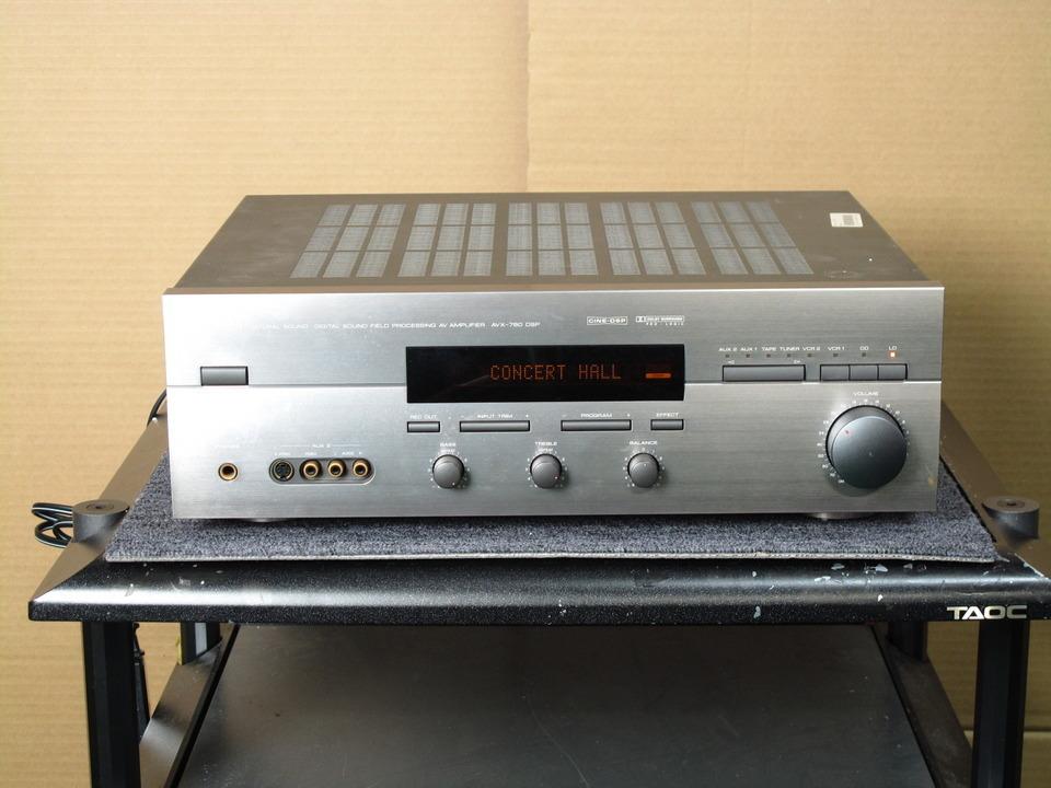 AVX-780DSP YAMAHA 画像