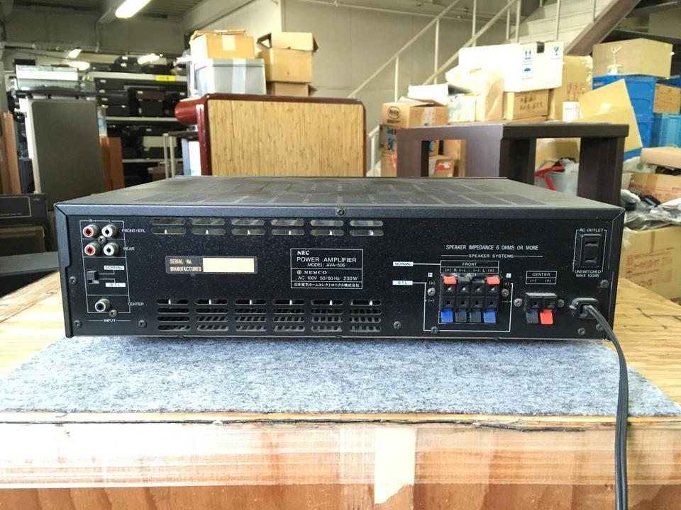 AVA-505 NEC 画像