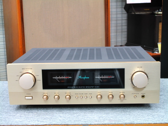 Accuphase E-250の買取価格 相場以上でオーディオ買取|名古屋|秋葉原|大阪|日本橋|福岡|東京 画像a