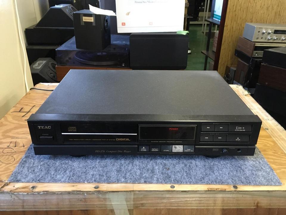 PD-270 TEAC 画像
