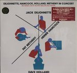 DEJOHNETTE,HANCOCK,HOLLAND,METHENY IN CONCERT
