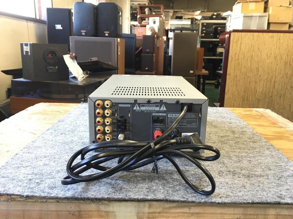 CR-L600 TEAC 画像