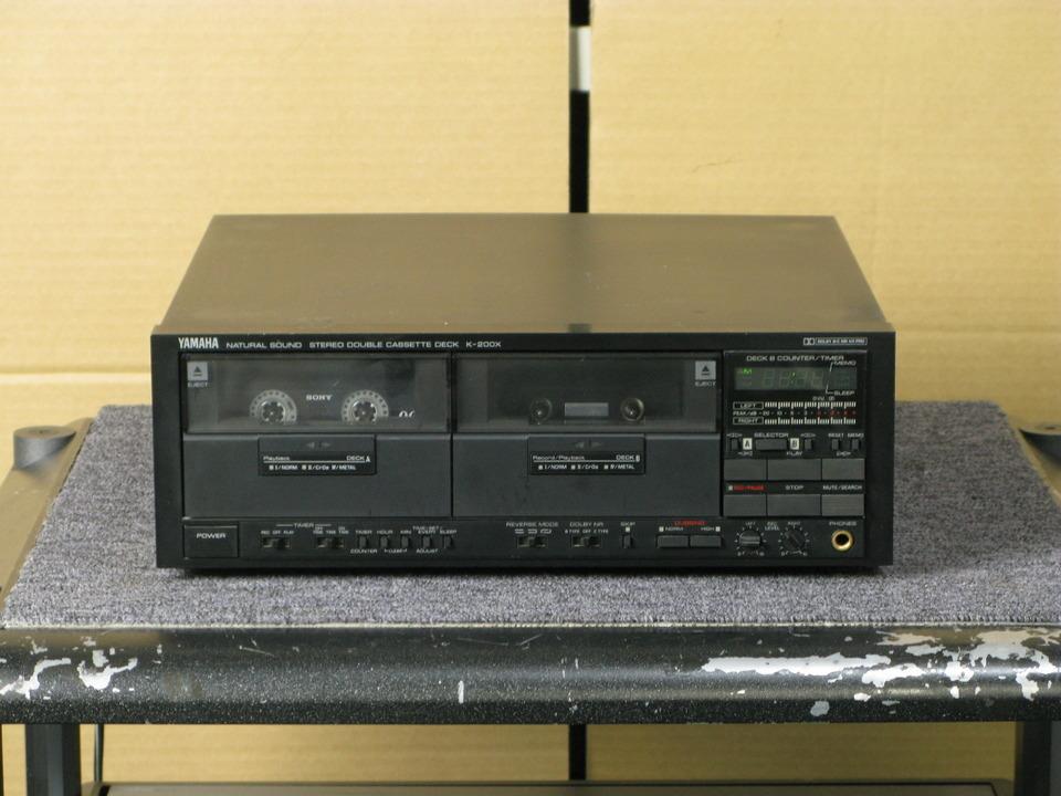 K-200X YAMAHA 画像