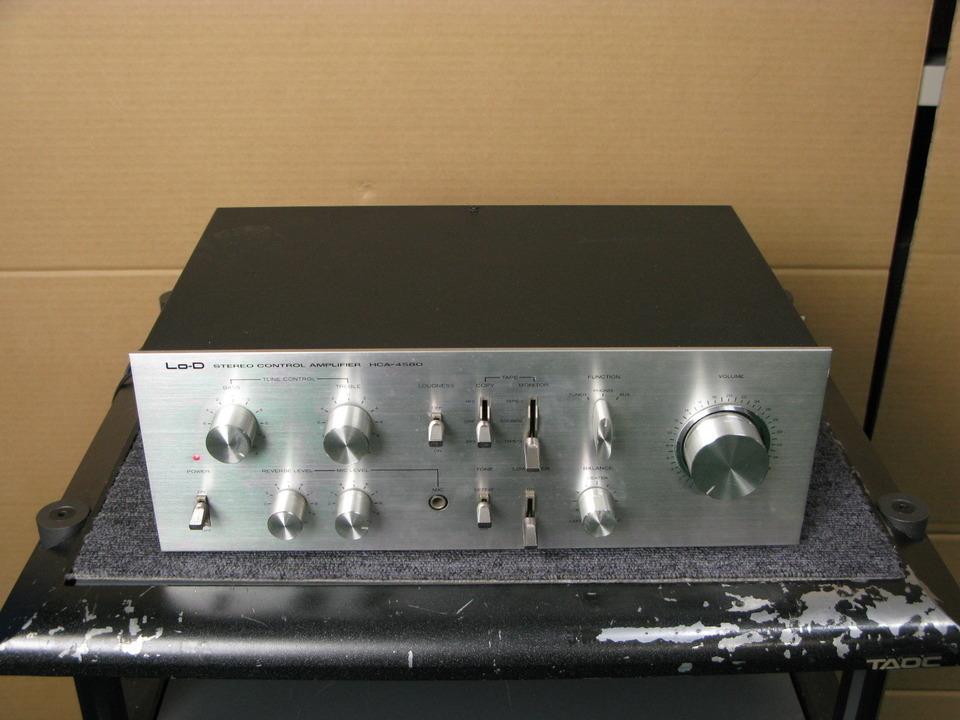 HCA-4580 Lo-D 画像