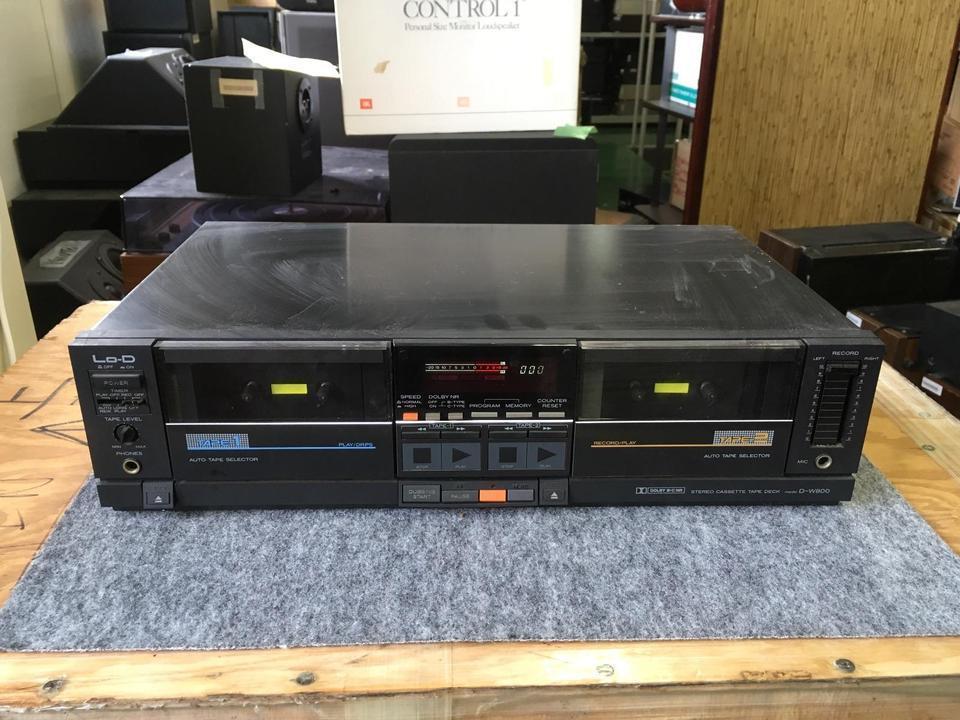 D-W800 LO-D 画像